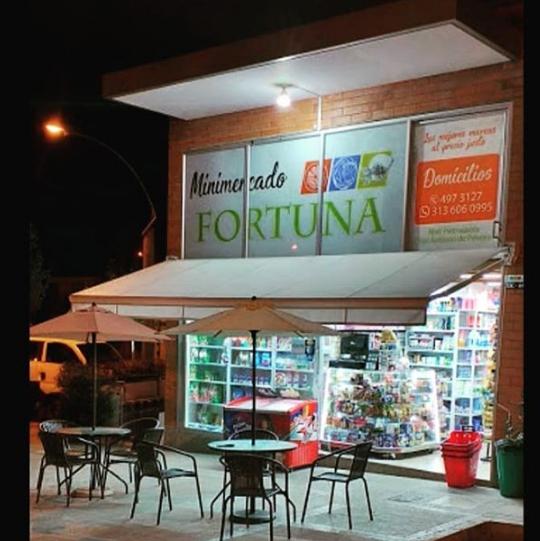 Minimercado Fortuna