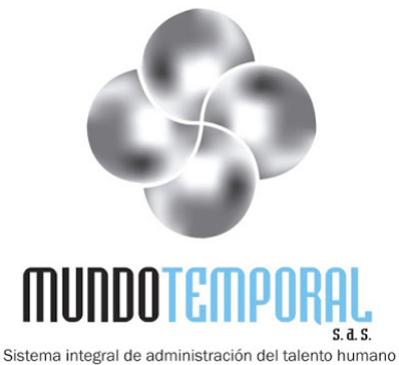 MUNDO TEMPORAL
